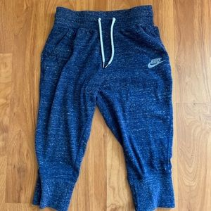 Big Girls Nike Joggers, Size Medium